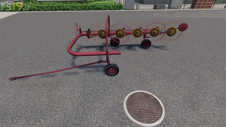 Agromet Z211/2 Farming Simulator 19 Mod