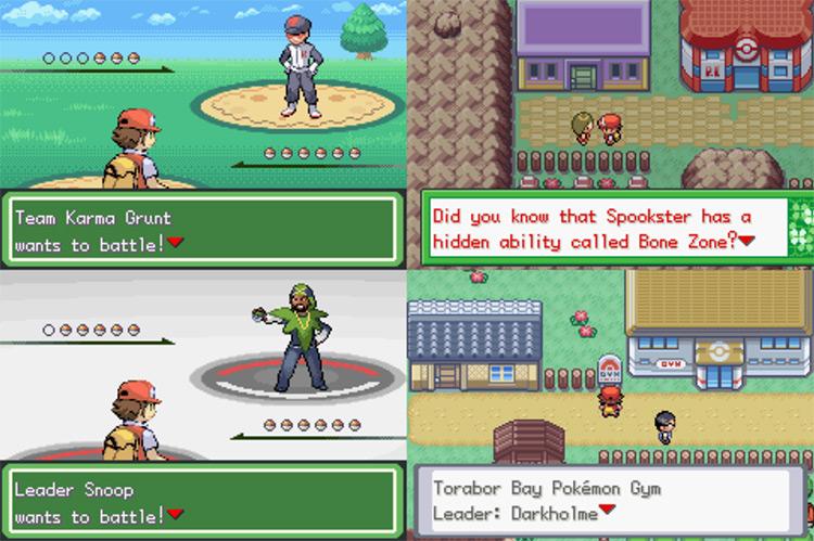 Clover Game screenshot