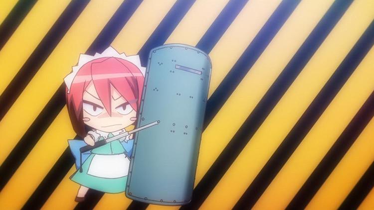 Maid-chan in The Pet Girl of Sakuraso