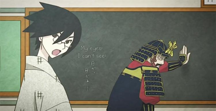 Sayonara, Zetsubou-Sensei screenshot