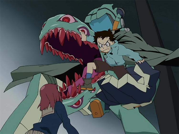 FLCL anime screenshot