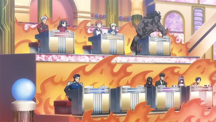 Carnival Phantasm anime screenshot