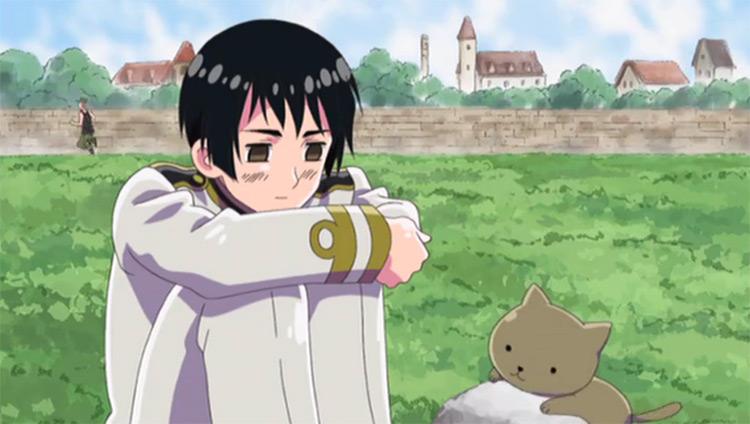 Hetalia Axis Powers anime