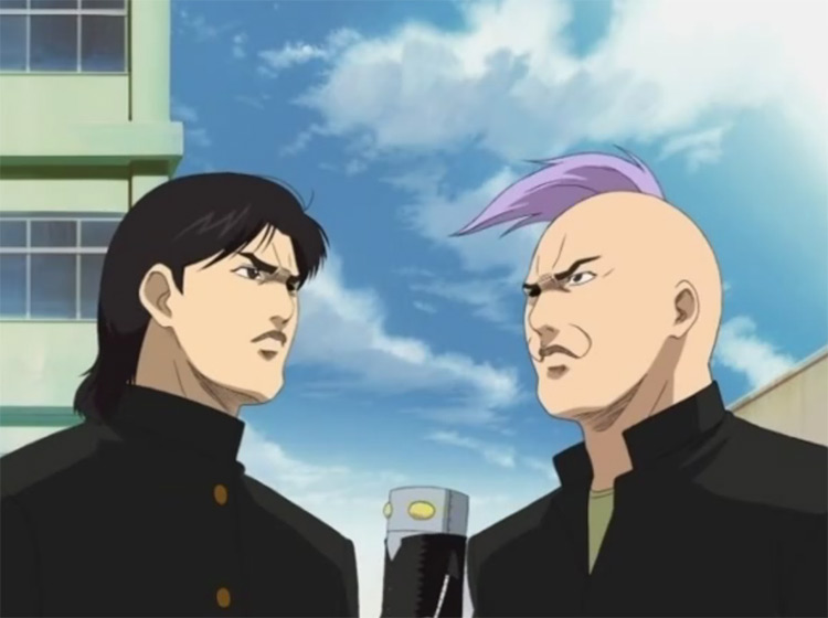 Cromartie High School anime