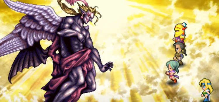 15 Hardest Bosses in Final Fantasy VI (Ranked)
