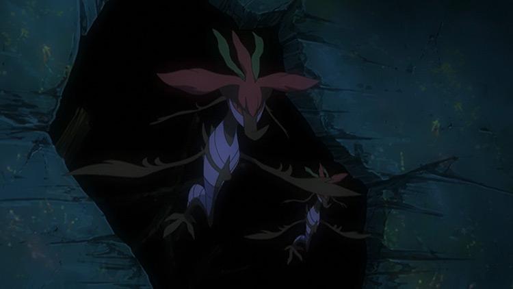 Dragalge from Pokemon anime