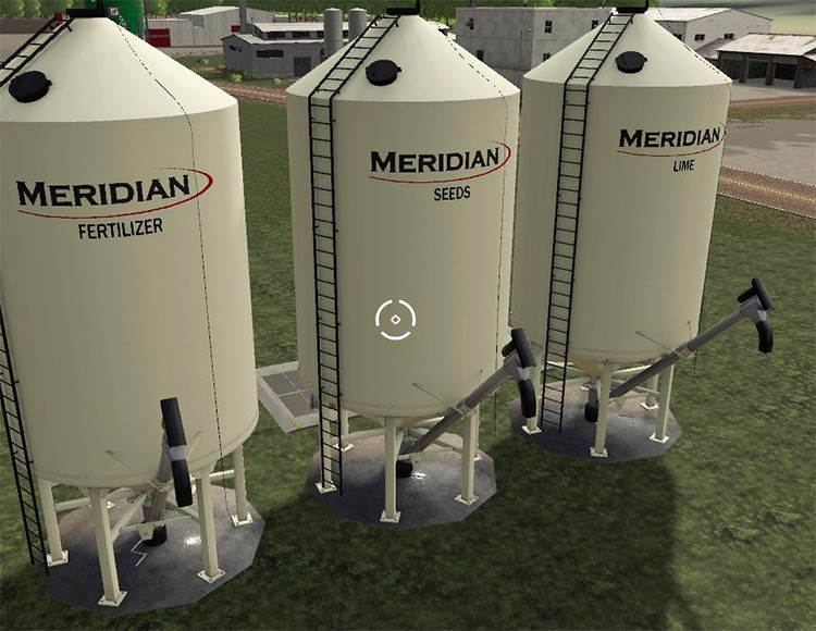 Meridian Silo Pack for FS19
