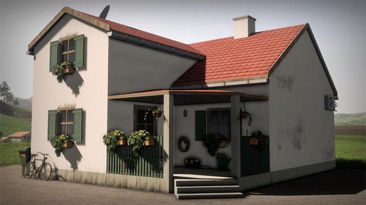 Basic Farmhouse FS19 Mod