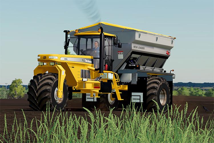 Terragator 6203 equipment fertilizer for FS19
