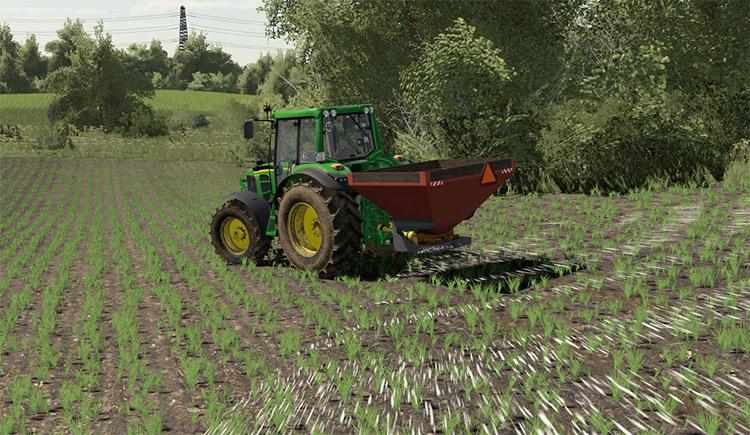 Lizard FS60 rustic fertilizer mod