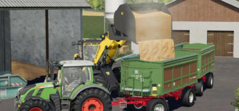 Best Front Loader Mods & Attachments For Farming Simulator 19