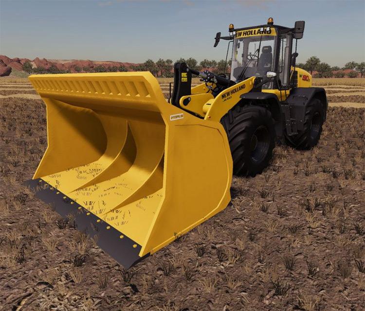CAT 980K Mining Shovel for FS19