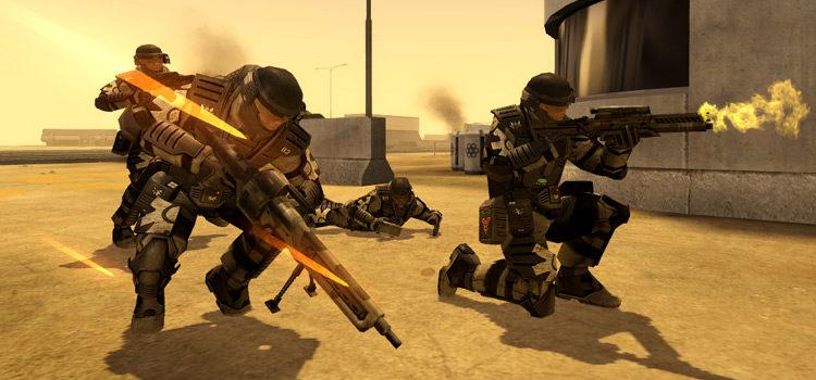 Best Mods For Battlefield 2142 (All Free)