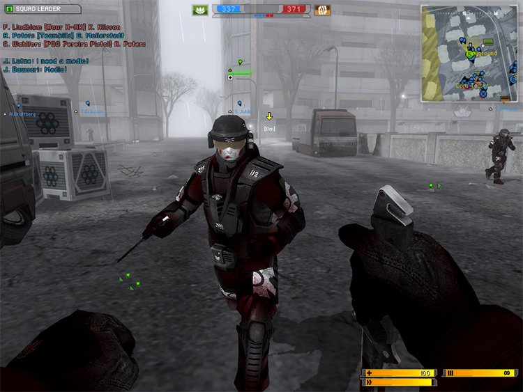 Zombie Mod 2143 Screenshot