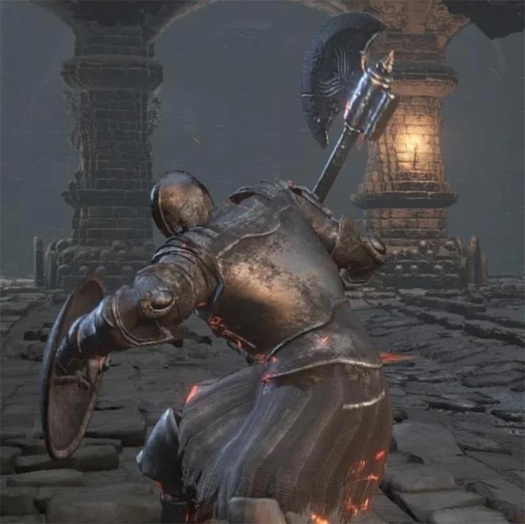Millwood Battle Axe Build in Dark Souls 3
