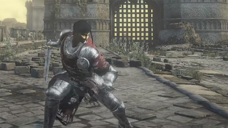 Lothric Knight Sword Dark Souls 3