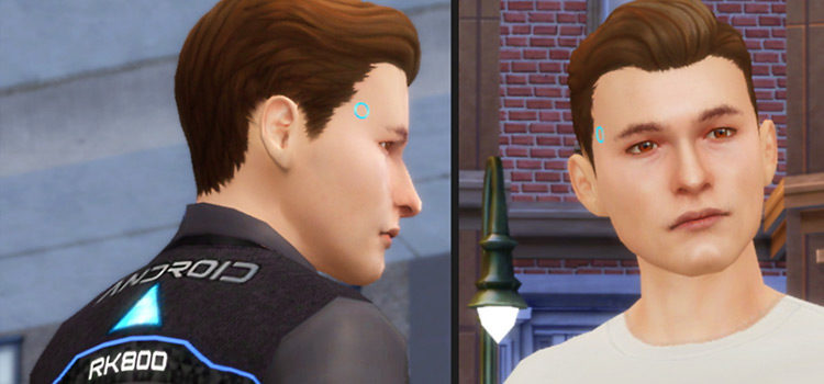 Best Sims 4 CC & Mods About Detroit: Become Human