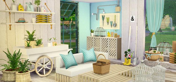 The Sims 4: Best Farmhouse Décor CC & Mods