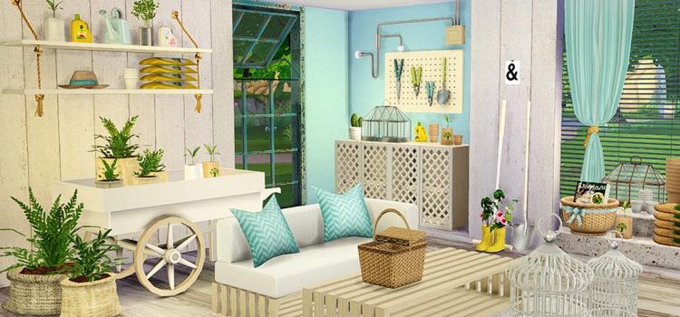 TS4 Foyer Furniture CC - Farmhouse Style