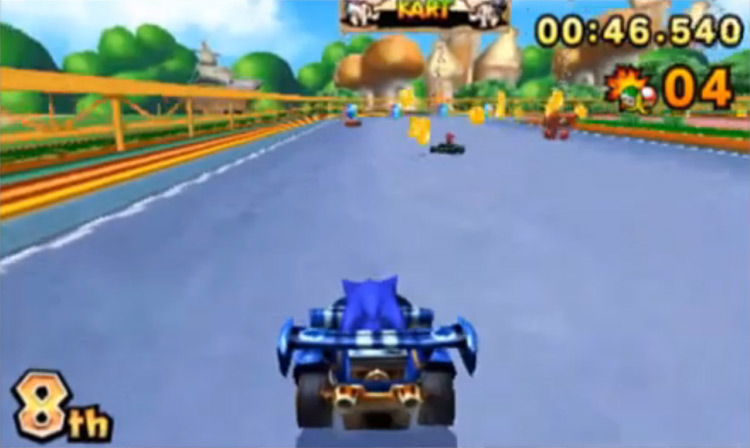 CTGP-7 Mario Kart 7 Mod screenshot