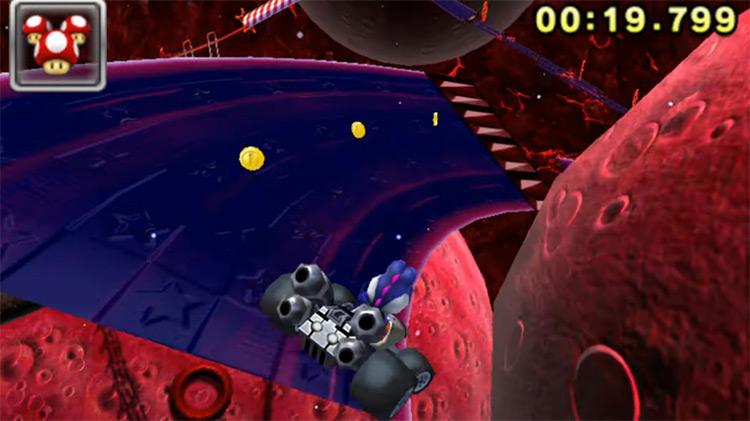 Darky Road Mario Kart 7 Mod screenshot