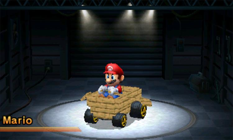 Boat Kart Mario Kart 7 Mod
