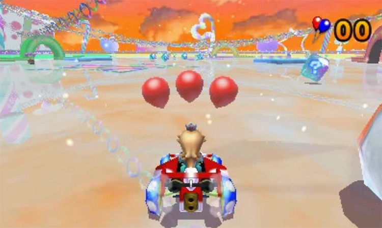 MK7 Custom Skybox Pack Mario Kart 7 Mod