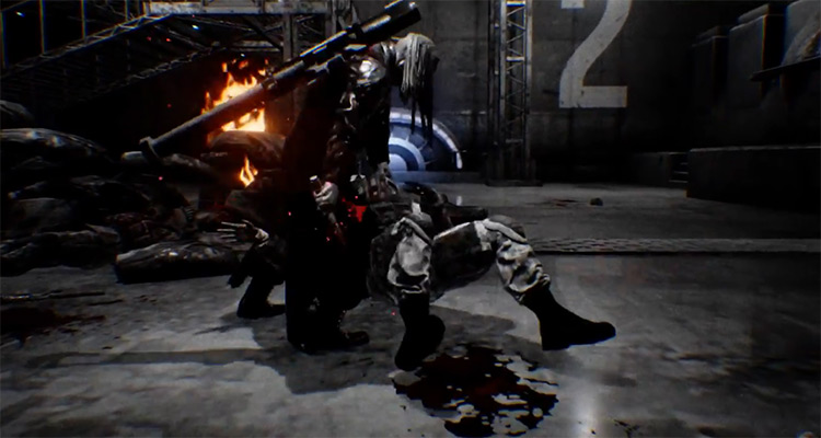 Hatred (2015) gameplay