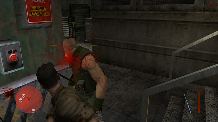 Manhunt 2 (2007) video game