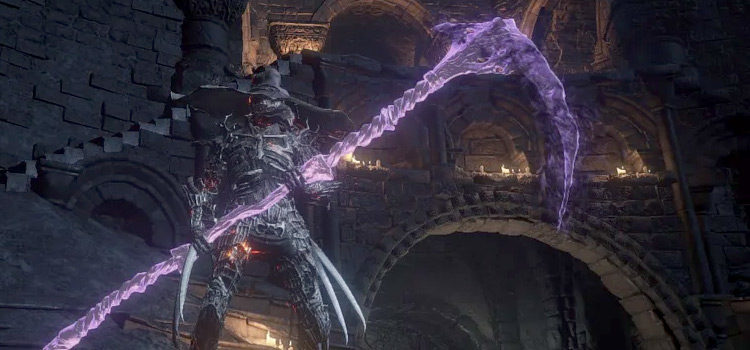 Dark Souls 3: Best Weapons For Dark Infusion (Ranked)