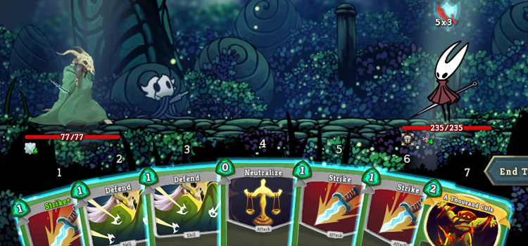 Hallowenest Slay the Spire Modded Preview