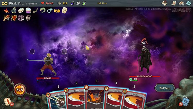 Infinite Spire Mod screenshot