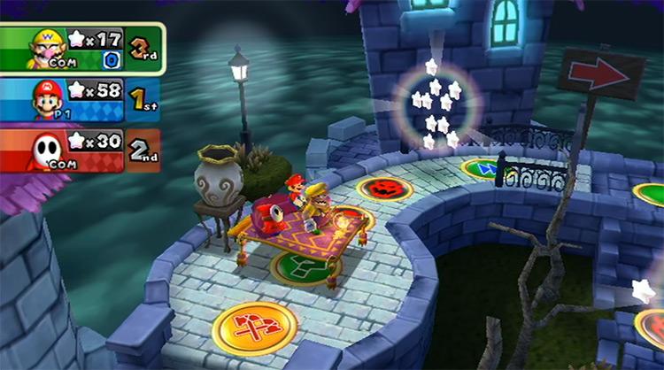Mario Party 9 - Nintendo Wii gameplay