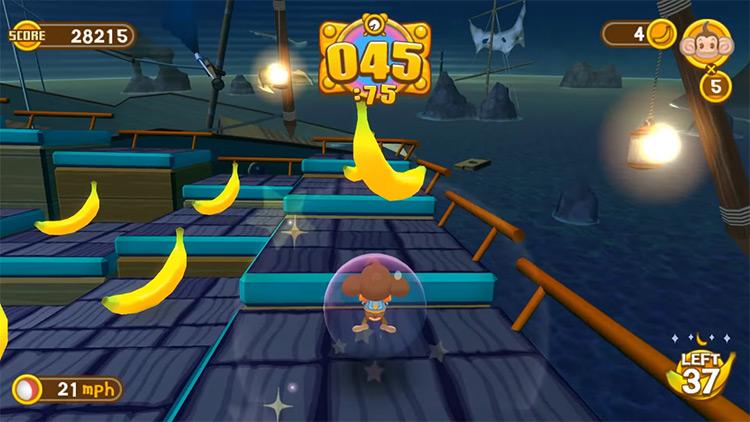 Super Monkey Ball Banana Blitz gameplay