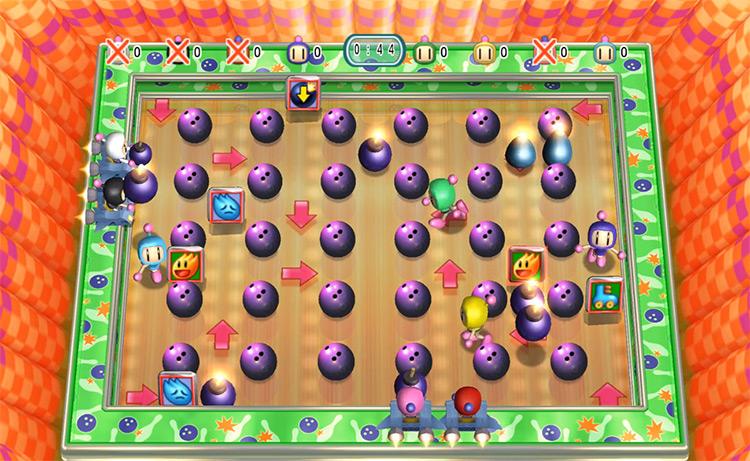 Bomberman Blast game screenshot