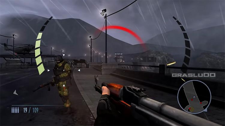 GoldenEye 007 in Nintendo Wii