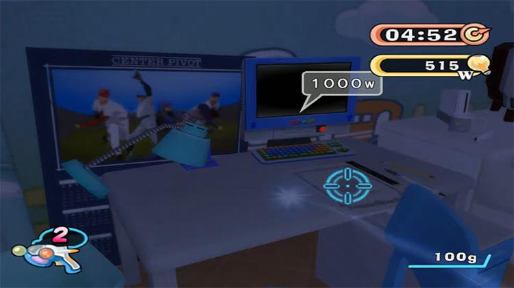 Elebits gameplay