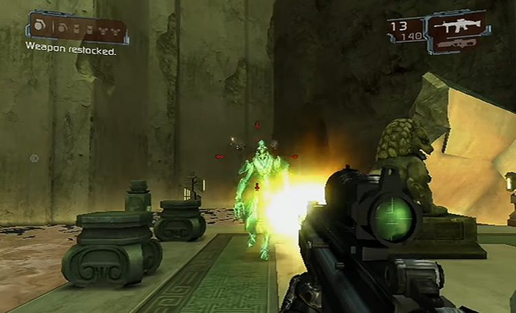 Conduit II game screenshot