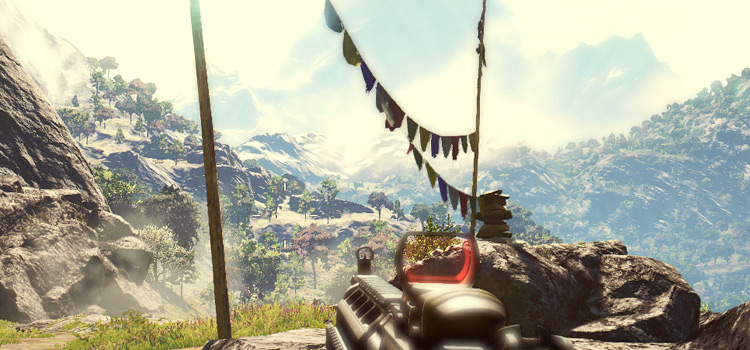 Brighter Colors Greyaway Mod for Far Cry 4