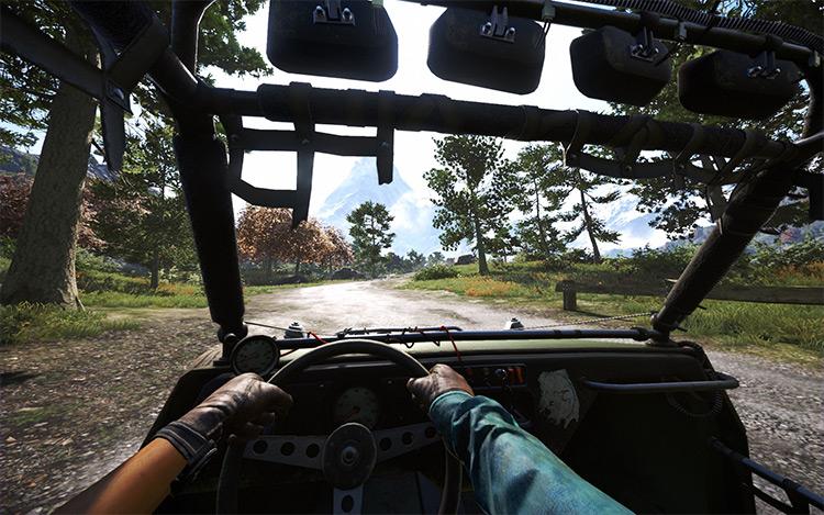 Far Cry 4 Redux Mod