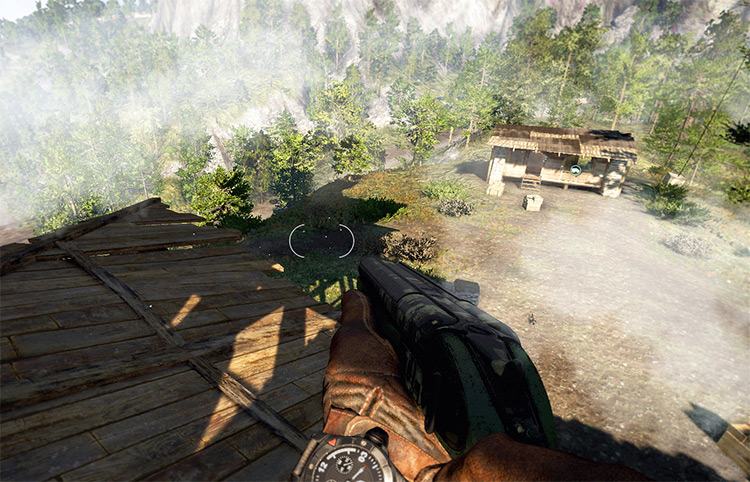 Competent Weapons Mod for Far Cry 4