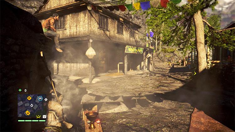 GreyAway for Far Cry 4 (Mod)