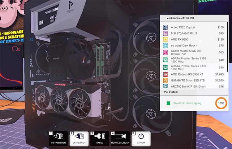 AM3 Mod Updated - PC Building Simulator