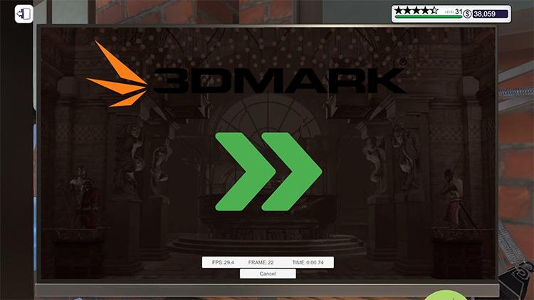 Faster 3DMark Mod