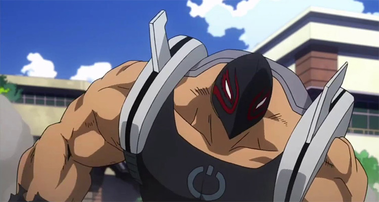 Vitality Stealing Quirk - BNHA