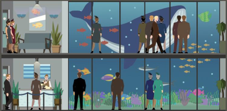 Aquarium Project Highrise Mod