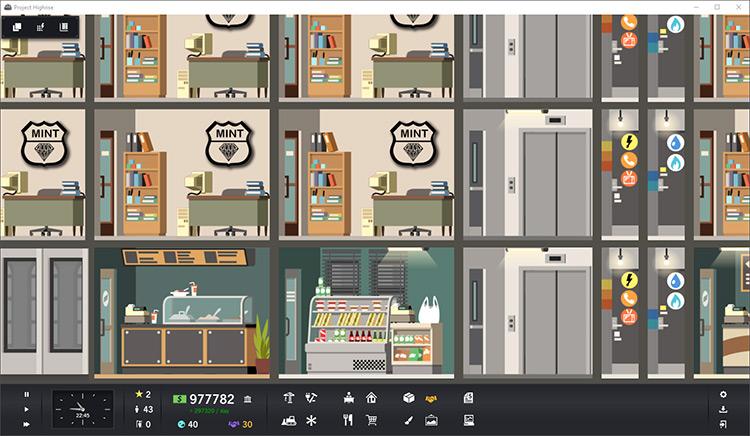 The Mint Project Highrise Mod screenshot