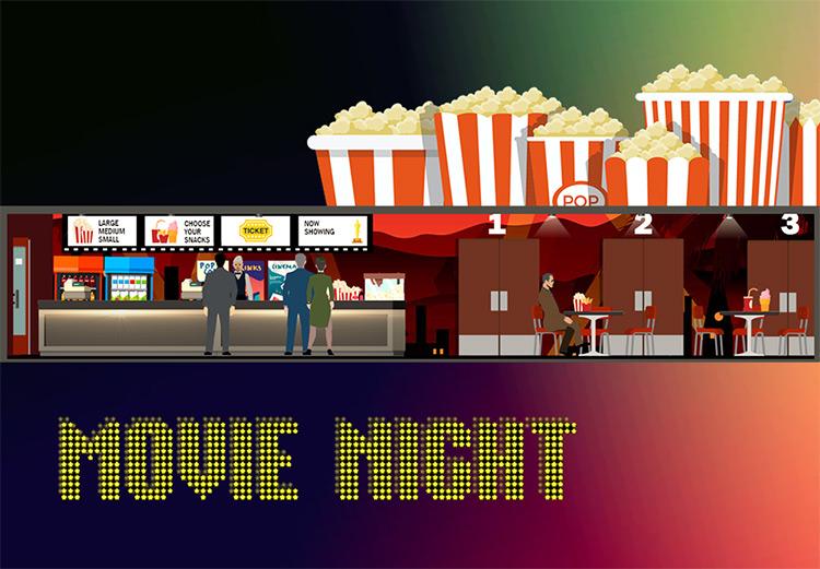 Cinema Project Highrise Mod