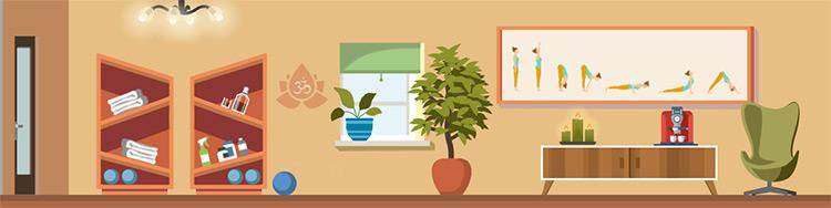 Yoga Studio Project Highrise Mod screenshot
