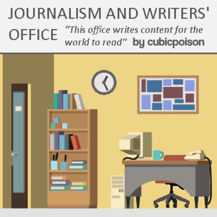 Journalism and Writers' Office Project Highrise Mod